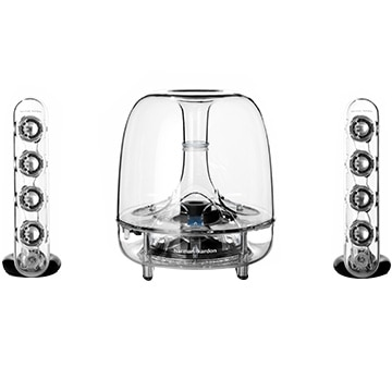 harman/kardon Harman Kardon SOUNDSTICKS Bluetoothスピーカー 2.1chサウンドシステム SOUNDSTICKSBTJP