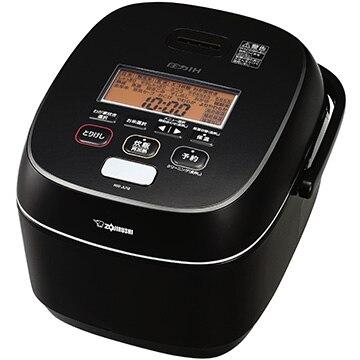 象印 圧力IH炊飯器 極め炊き 1升炊き ブラック NW-JU18-BA