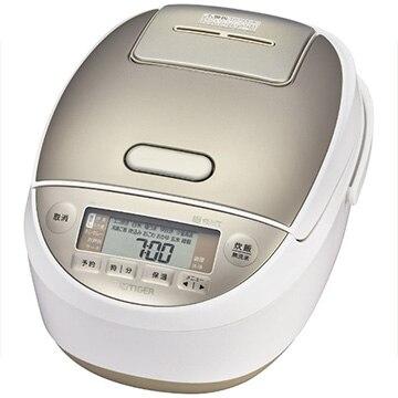 タイガー魔法瓶 圧力IH炊飯器 炊きたて 5.5合炊き ホワイト JPK-A100-W