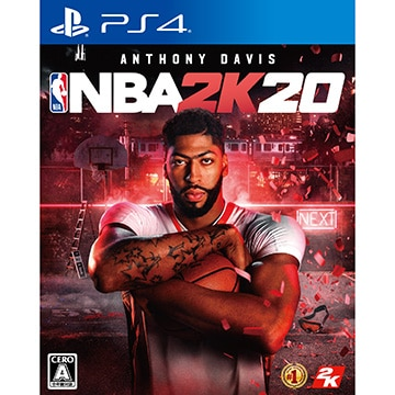 2K/テイクツー・インタラクティブ・ジャパン [PS4] NBA 2K20
