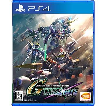 バンダイナムコエンターテインメント [PS4] SDガンダム ジージェネレーション クロスレイズ
