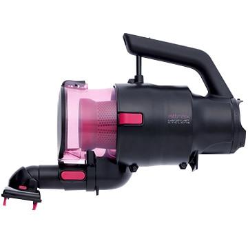 ツインバード パワーハンディークリーナー ハンディージェットサイクロン attrax ピンク HC-5252P