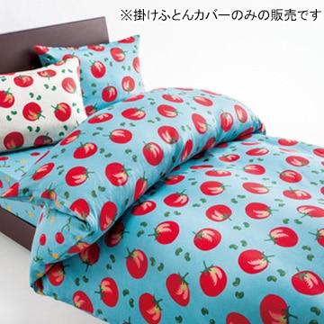 nishikawa マタノアツコ 掛けふとんカバー シングル ブルー PI08700090B