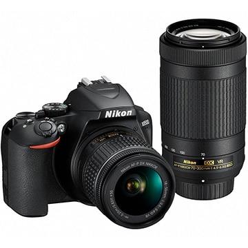 ニコン デジタル一眼レフカメラ D3500ダブルズームキット D3500WZ