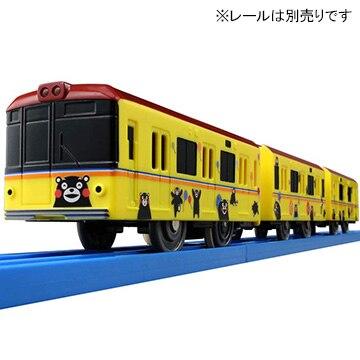 タカラトミー SC-09 東京メトロ銀座線「くまモンラッピング電車」[プラレール]