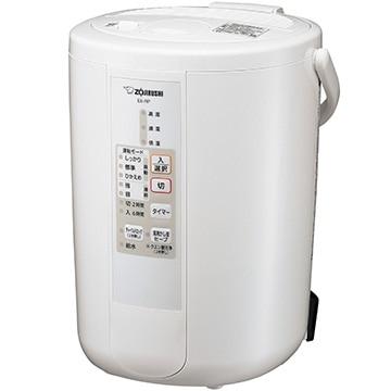 ZOJIRUSHI スチーム式加湿器 加湿量480ml/h ホワイト EE-RP50-WA
