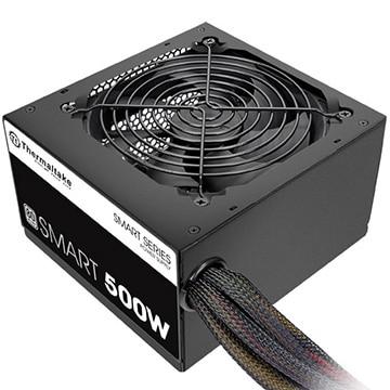 Thermaltake 電源ユニット Smart 500W STANDARD PS-SPD-0500NPCWJP-W