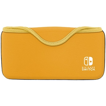 QUICK POUCH for Nintendo Switch Lite ライトオレンジ