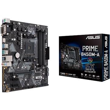 ASUS AM4 B450搭載microATXマザーボード PRIME B450M-A PRIME/B450M-A