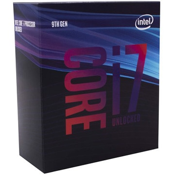 intel CFL-R Corei7-9700K 3.60GHz 8C/8TH 3xxChipset BX80684I79700K