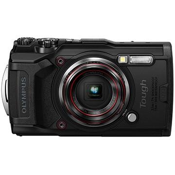 オリンパス デジタルカメラ Tough TG-6 (ブラック) TG-6BLK