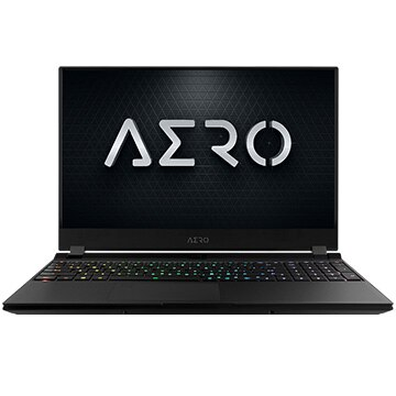 GIGABYTE ノートパソコン AERO 15 OLED Corei7・8GB・SSD25GB GeForce GTX 1660Ti SA-7JP5020SH
