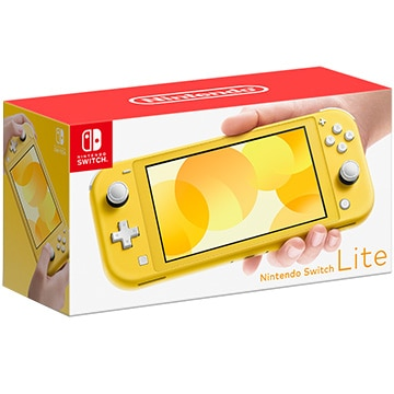 nintendo Nintendo Switch Lite イエロー HDH-S-YAZAA