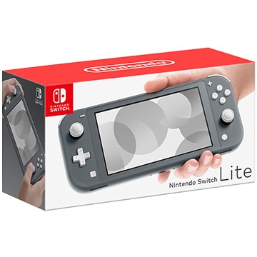 任天堂 Nintendo Switch Lite グレー HDH-S-GAZAA