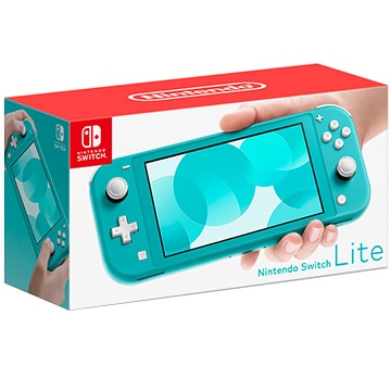 nintendo Nintendo Switch Lite ターコイズ HDH-S-BAZAA