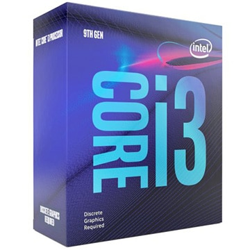 intel Core i3-9100F MM999J4X LGA1151 INT-BX80684I39100F
