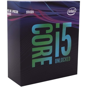 intel Core i5-9600K MM984505 LGA1151 INT-BX80684I59600K