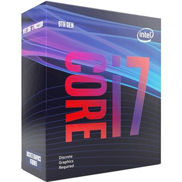 intel Core i7-9700F MM999J25 LGA1151 INT-BX80684I79700F