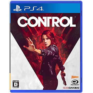 マーベラス [PS4] CONTROL(コントロール)
