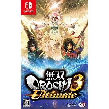 コーエーテクモネット [Switch] 無双OROCHI3 Ultimate