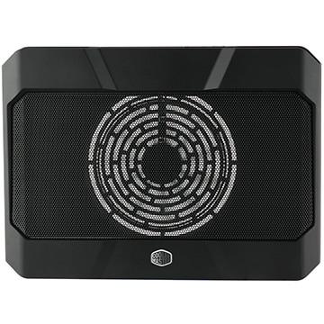 Cooler Master ノートPCクーラー 静音冷却ファン搭載 Notepal X150R MNX-SWXB-10FN-R1