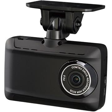 コムテック 370万画素GPS搭載広角ドライブレコーダー HDR-852G