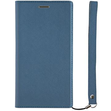 Trinity iPhone 11 [FlipNote Smart] 耐衝撃フリップノートケース ネイビー TR-IP19M-FNSJ-KLNV
