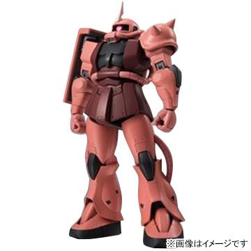 バンダイスピリッツコレクター ROBOT魂<SIDE MS>MS-06S シャア専用ザク ver. A.N.I.M.E.