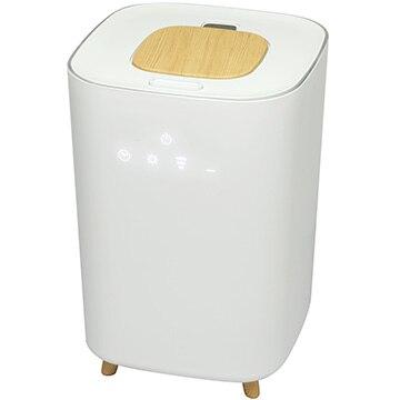 エレス ハイブリッド式アロマ加湿器 エルズ ヒュミディファイアー ホワイト LSHUMIDIFIER-WH