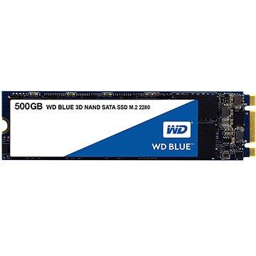 WesternDigital ■WD BLUEシリーズ 3DNAND M.2 SSD 500GB WDS500G2B0B