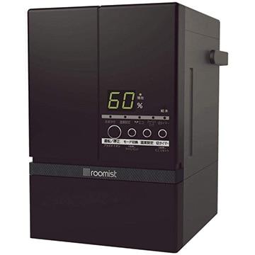 三菱 スチームファン蒸発式加湿器 ルーミスト ブラック SHE60SD-K