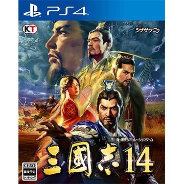 コーエーテクモゲームス [PS4] 三國志14