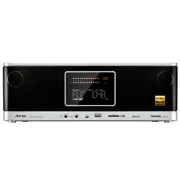 東芝 ハイレゾ対応SD/USB/CDラジオ TY-AH1000(S)