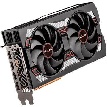 グラフィックボード PULSE RADEON RX 5700 8G GDDR6 HDMI /TRIPLE DP OC W/ BP (UEFI)