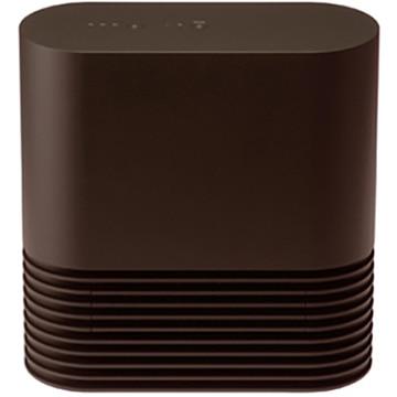 プラマイゼロ ±0 セラミックファンヒーター D030 ブラウン XHH-D030-T