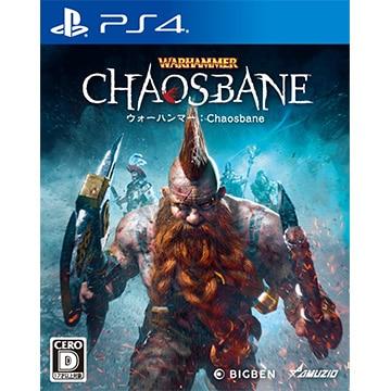 オーイズミ・アミュージオ [PS4] ウォーハンマー:Chaosbane