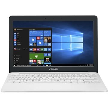 ASUS ノートパソコン 11.6型 Celeron 2:4GB eMMC 5:64GB パールホワイト E203MA-4000W2
