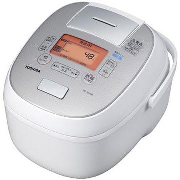 東芝 真空圧力IH炊飯器 1升炊き グランホワイト RC-18VRM(W)