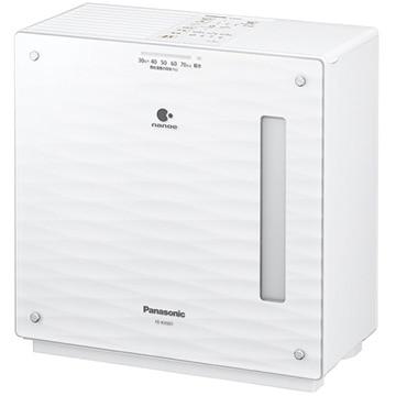 Panasonic ヒーターレス気化式加湿機 ナノイー搭載 ミスティホワイト FE-KXS07-W
