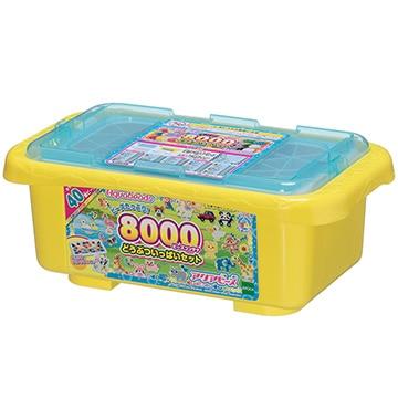 epoqe AQ-291 8000ビーズコンテナどうぶついっぱいセット[アクアビーズ]
