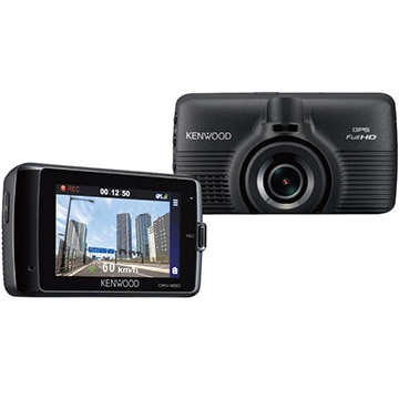 JVCケンウッド フルHD GPS搭載ドライブレコーダー 16GB microSDカード付属 DRV-650