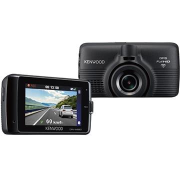 JVCケンウッド フルHD GPS搭載ドライブレコーダー 16GB microSDカード付属 WiFI対応 DRV-W650