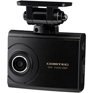 コムテック フルHD GPS搭載ドライブレコーダー 3ヶ国語対応 ZDR-024CE