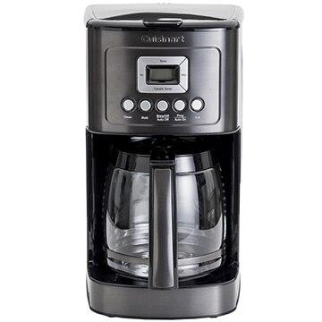 クイジナート 14カップドリップ式コーヒーメーカー ブラックステンレス DCC3200KJ