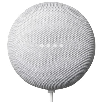 Google Nest Mini チョーク