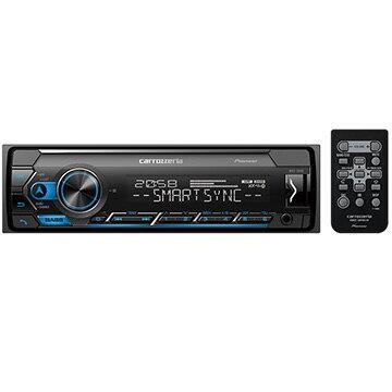 Pioneer Bluetooth/USB/チューナーDSPメインユニット MVH-5600