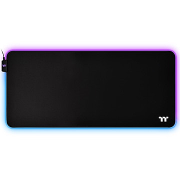 TT PREMIUM GAMING LEVEL 20 RGB Mousepad Soft-Extended-