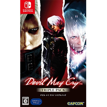 [Switch] Devil May Cry Triple Pack