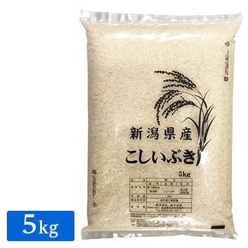 ■令和2年産 新潟県産 こしいぶき 5kg(1袋)