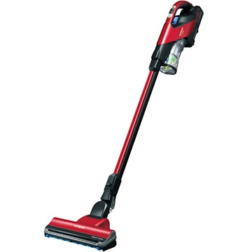 日立(家電) スティック掃除機 ルビーレッド PV-BH900GR
